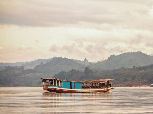 Laos on a Shoestring
