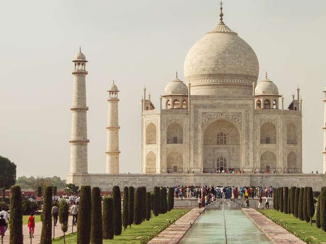 Golden Triangle—Delhi, Agra & Jaipur