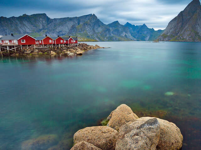 Arctic Circle & Fjords by Rail