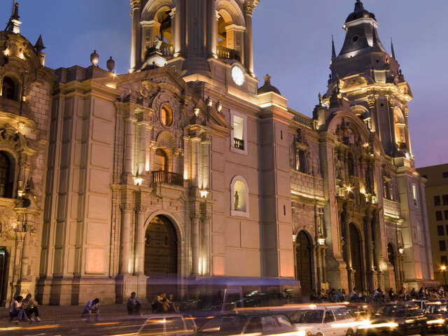 Lima Fly & Stay Independent Adventure