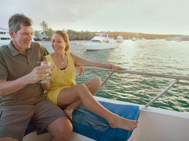 Galápagos — West, Central & East Islands aboard the Estrella