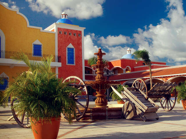Yucatan Panorama