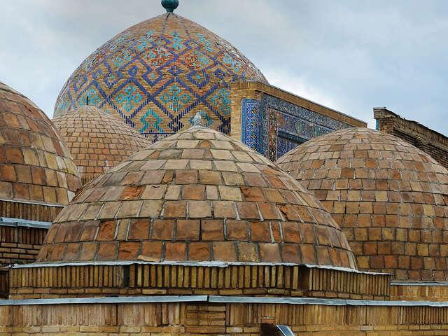 Uzbekistan Discovered