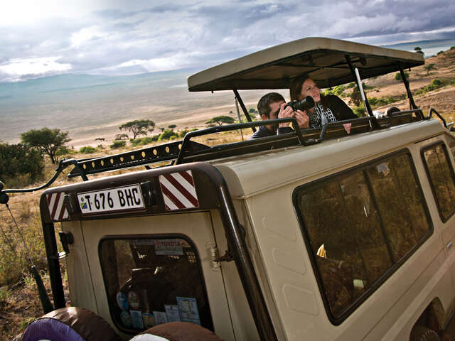 Serengeti & Ngorongoro Crater Safari