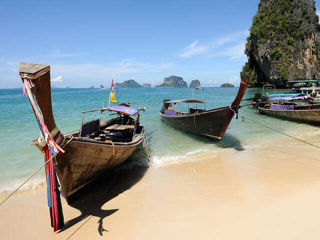 Southeast Asia on a Shoestring