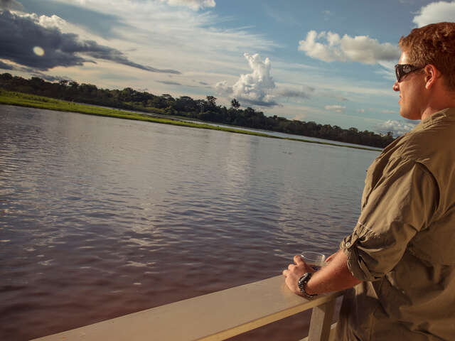 Amazon Riverboat Adventure aboard the Amatista