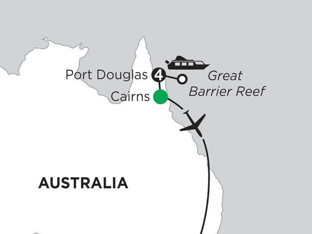 Great Barrier Reef & Sydney