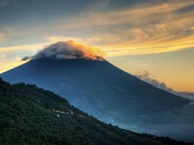 Volcano Adventure – Antigua to San José
