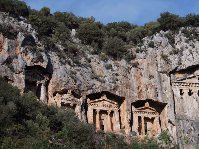 Lycian Way Trekking