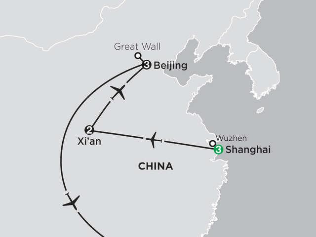 A China Experience with Hong Kong