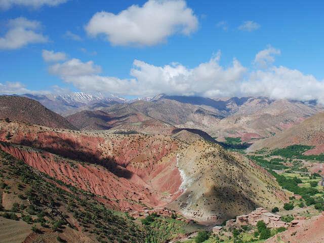 Atlas Mountain Trek