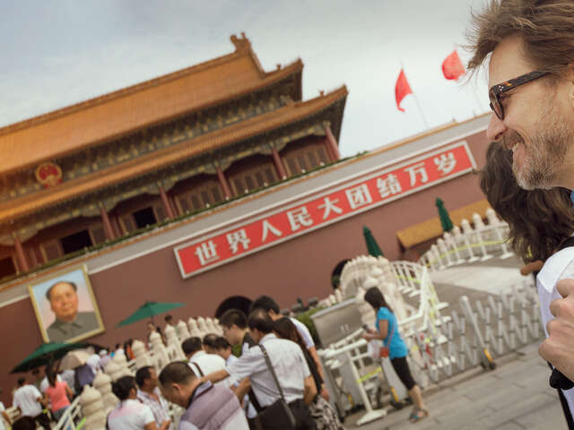 Classic Beijing to Hong Kong