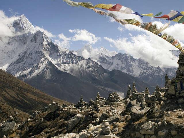 Trekking in Langtang