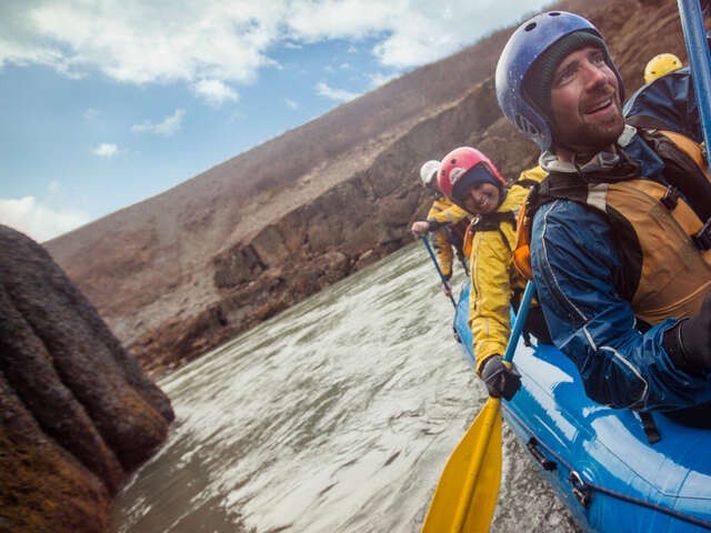 Iceland Hike, Bike & Raft