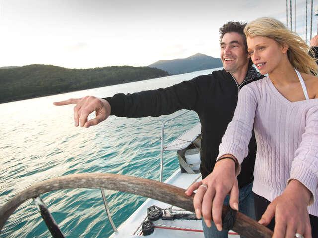 Queensland Sand, Sailing & Dreamtime