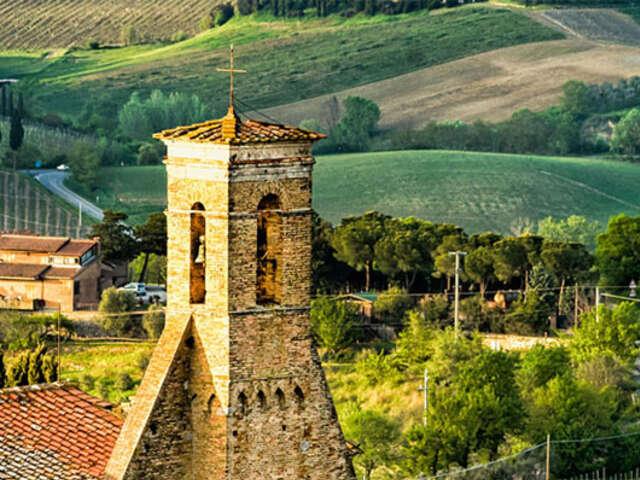 Country Roads of Umbria and Tuscany (Preview 2018)