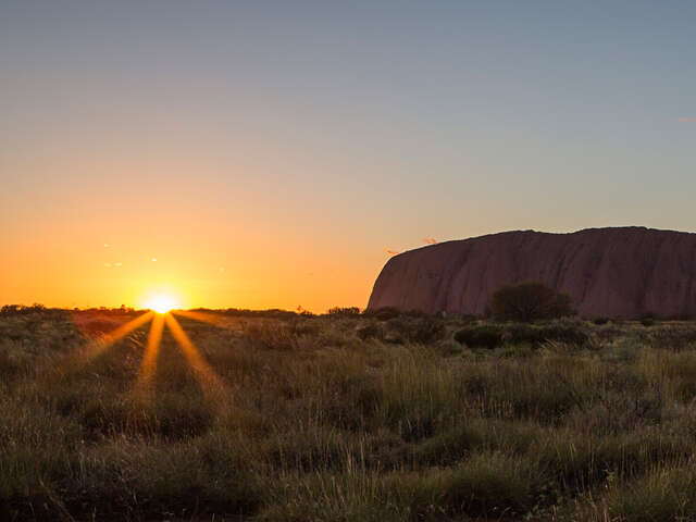 Melbourne, Outback & Uluru Adventure