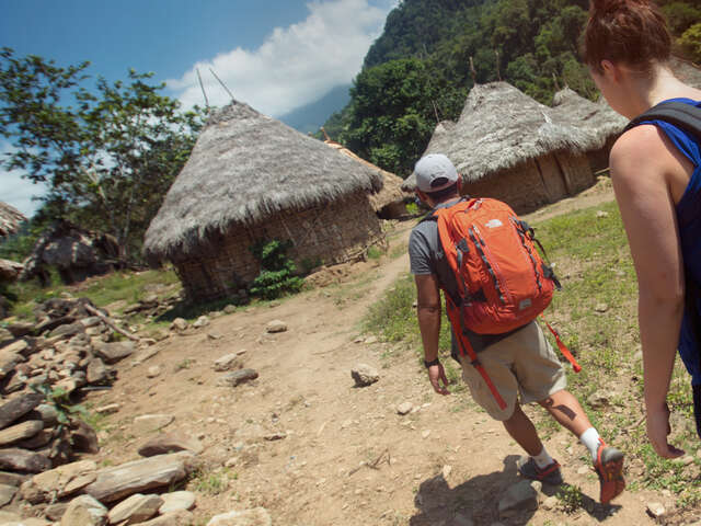 Colombia -  Lost City Trekking