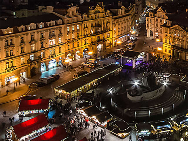 Christmas Markets of Poland, Prague & Germany (Winter 2017-18)