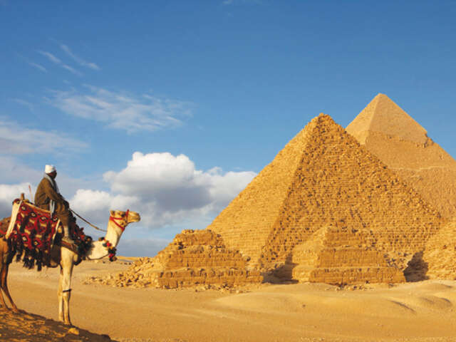 Elegance of Egypt (Luxury Gold - Winter 2017-18)
