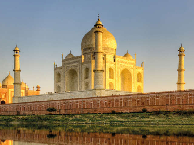 Imperial Rajasthan (Luxury Gold - Summer 2017)