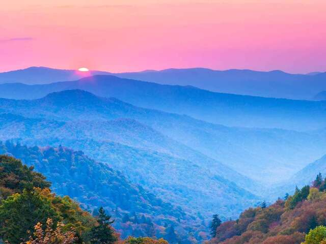 Heart of the South with the Great Smoky Mountains Summer 2018