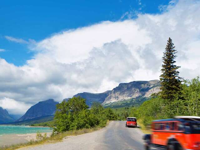 Secrets of the Rockies and Glacier National Park with Calgary Stampede Summer 2018