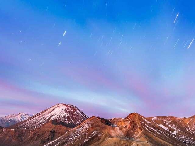 New Zealand Splendour with Homestay summer 2018