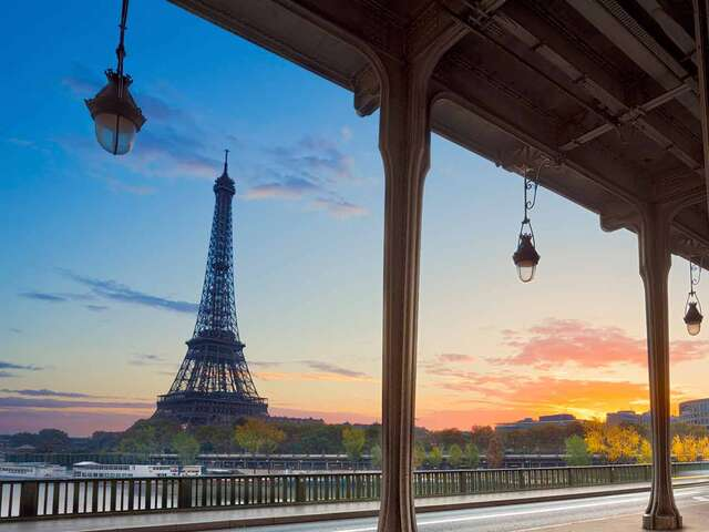 Delights of London and Paris Summer 2018
