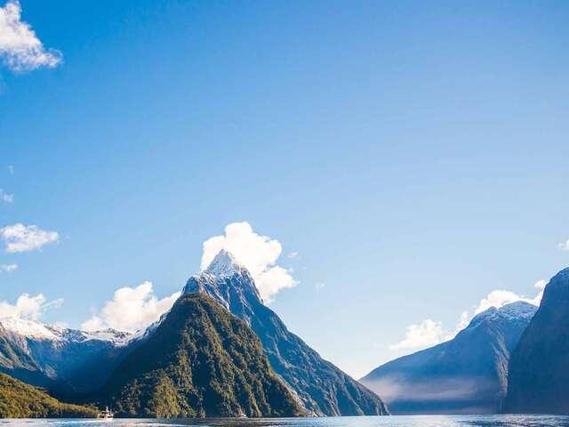 Australia and New Zealand Panorama summer 2018