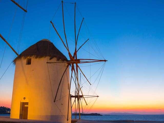 Aegean Odyssey Premier Summer 2018