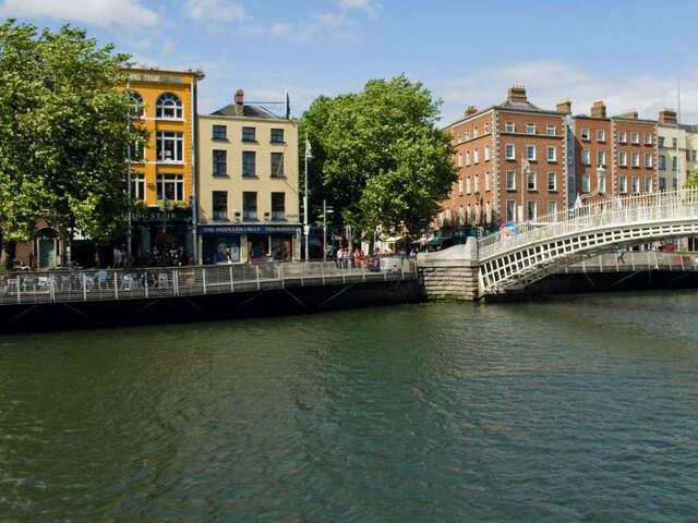 Ireland (Start Dublin, end Dublin)