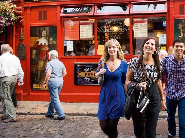 St Patrick's Day (Hotel - Dublin to Dublin) (Start Dublin, end Dublin)