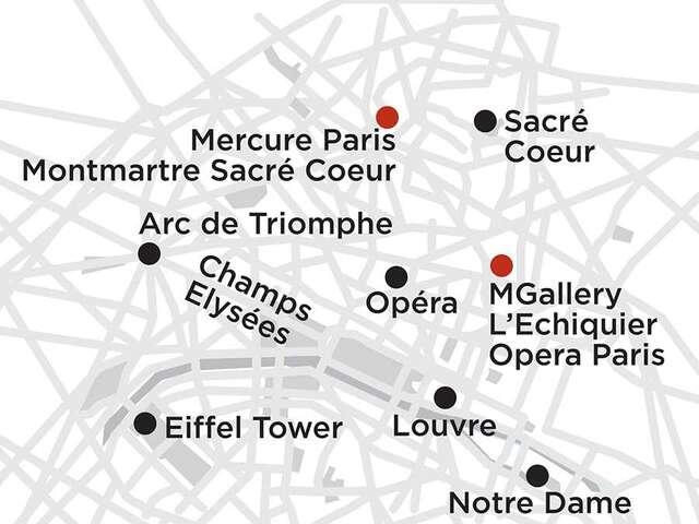 Paris Getaway 5 Nights
