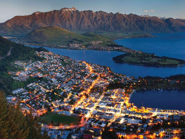 Highlights of New Zealand