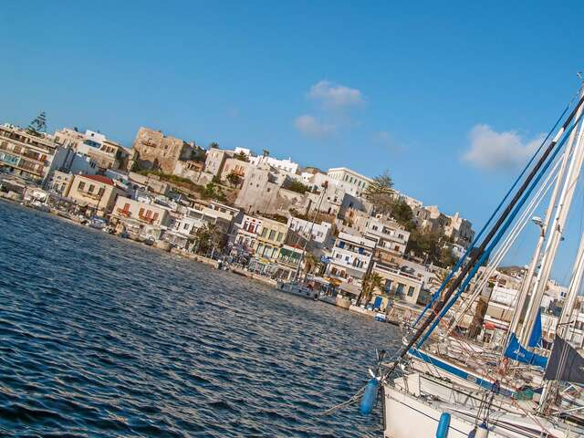 Sailing Greece - Athens to Santorini