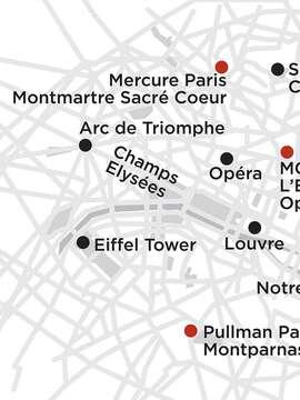 Paris Getaway 2 Nights