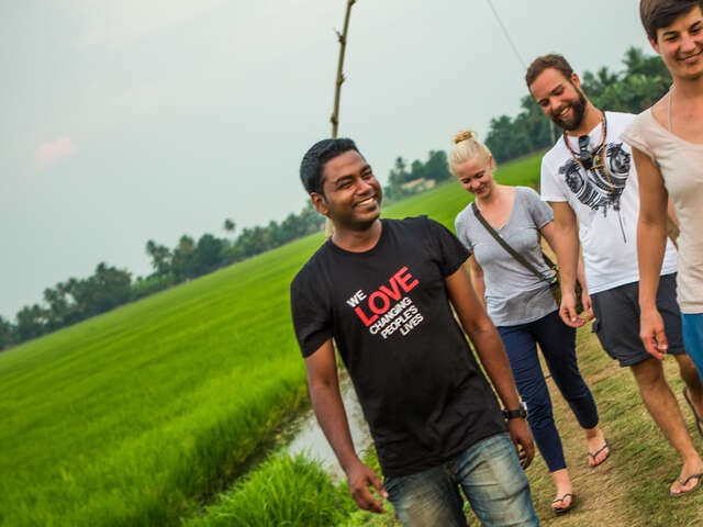 Discover India and Sri Lanka