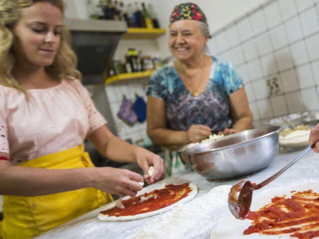 Naples Pizza Adventure
