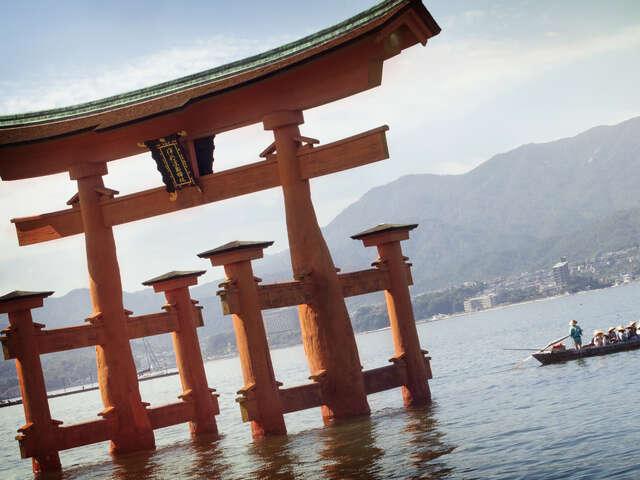 Japan Hike, Bike & Kayak