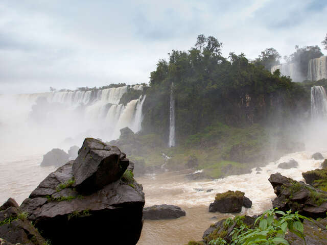 In Search of Iguassu–Rio to Buenos Aires