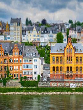 Festive Season on the Romantic Rhine with 2 Nights Lucerne