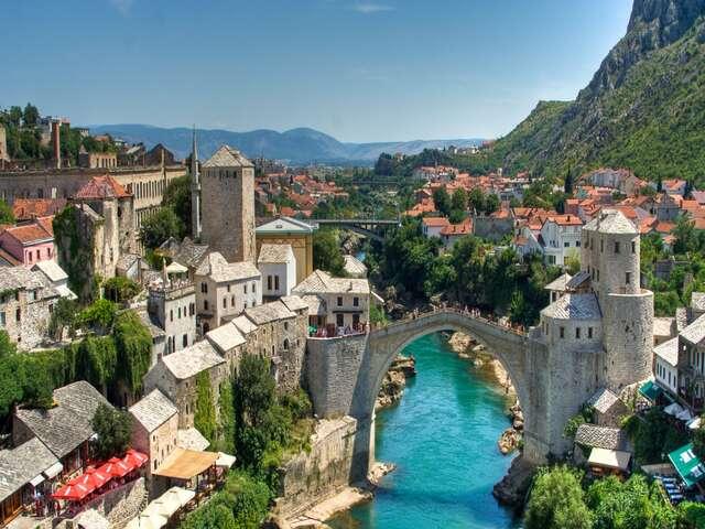 Croatia and BosniaHerzegovina Summer 2018