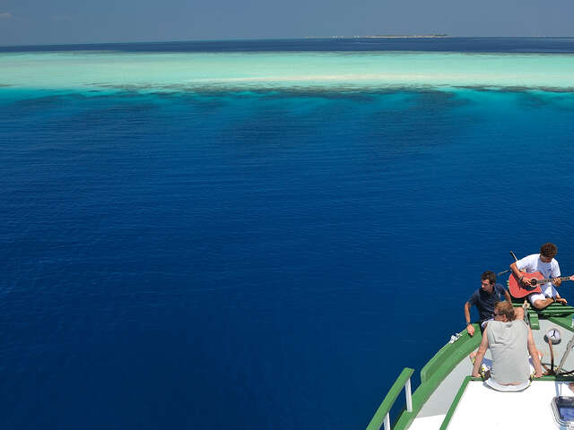 Maldives Dhoni Cruise