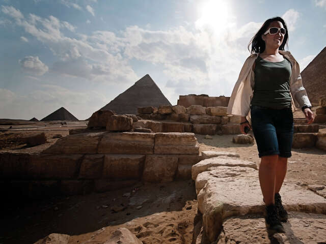 Egypt on a Shoestring