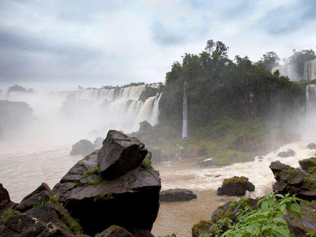 Andes, Iguassu & Beyond