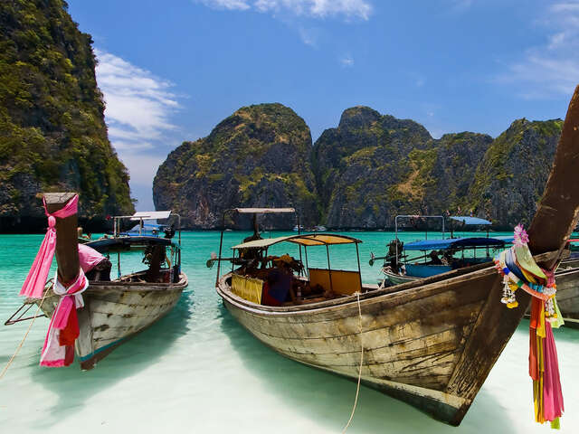 Thailand Island Hopping – West Coast