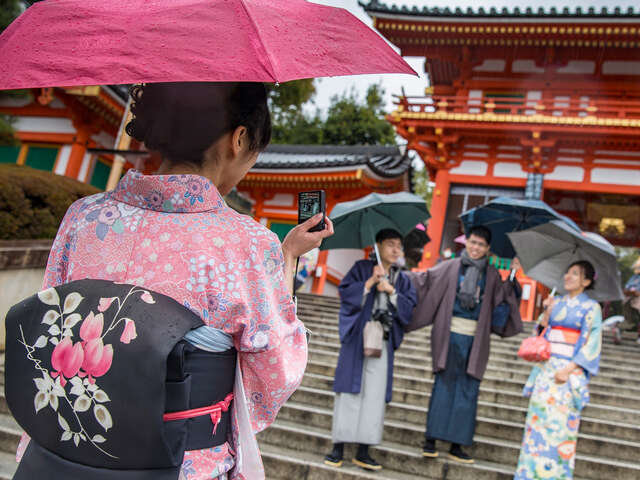 Japan on a Shoestring – Tokyo to Kyoto