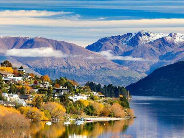 Contrasts of New Zealand Summer 2018