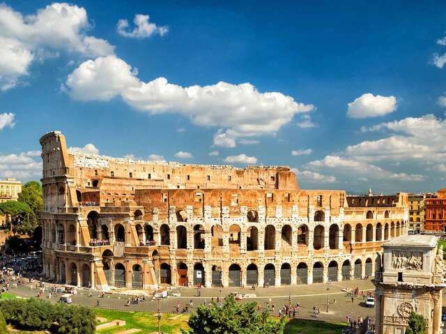 London to Rome Highlights Summer 2018